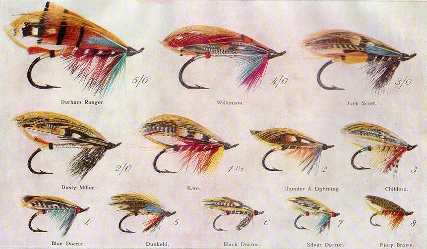 FLY-TYING BOOKS