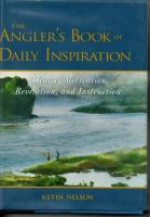 The Angler's Book Of Daily Inspiration