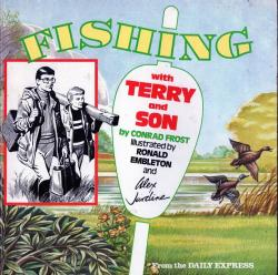 Fishing With Terry And Son