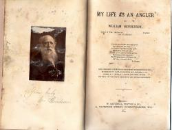 My Life As An Angler by William Henderson