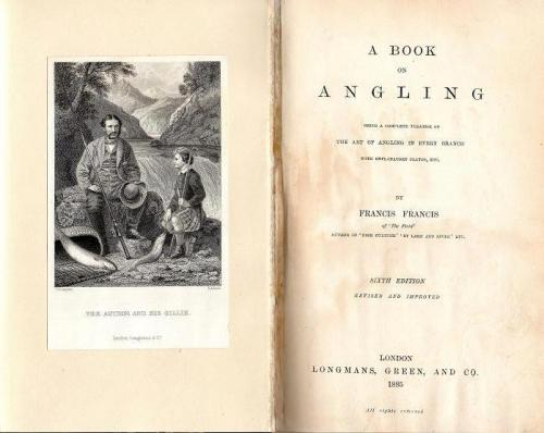 A Book On Angling