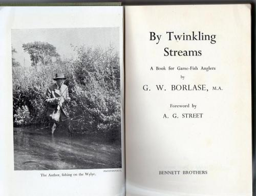 By Twinkling Streams by G W Borlase