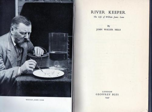 River Keeper by John Waller Hills