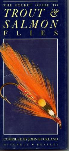 Trout And Salmon Flies by John Buckland
